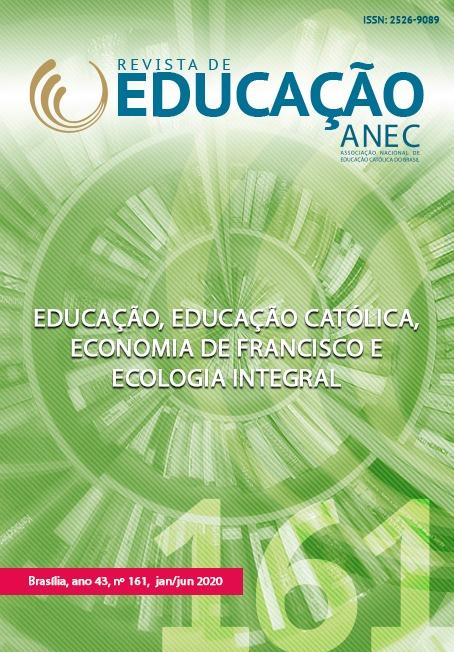 Visualizar v. 48 n. 161 (2020): Educação, Educação Católica, Economia de Francisco e Ecologia Integral